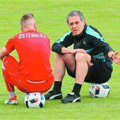 EURO 2016. Nach dem Spiel ist vor dem Spiel: Koller kennt keine Alternative zum Optimismus