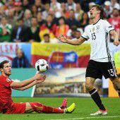 EURO 2016. Nullnummer im Topspiel zwischen Deutschland und Polen