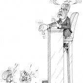 Pressekonferenz bei Erdogan!