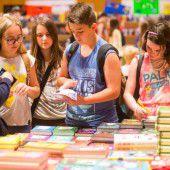 Messe für Bücherfreunde