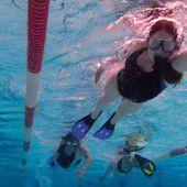 Landesweite Rettungsschwimmkurse