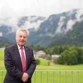 Präsident besuchte die Schubertiade