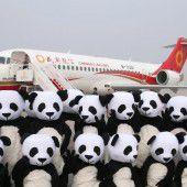Erstes Regionalflugzeug aus China