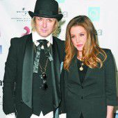 Vierte Scheidung für Lisa Marie Presley