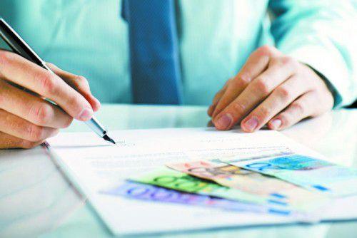 Für den Vermieter muss garantiert sein, dass er im Schadensfall sein Geld bekommt. Foto: Shutterstock