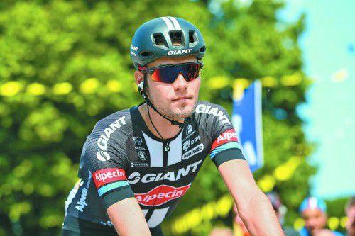 Georg Preidler: zweiter Start bei der Tour de France.
