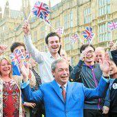 Die Briten verabschieden sich aus der Europäischen Union