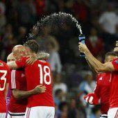 Wales blamiert den russischen Bären