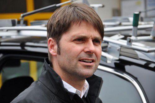 Harry Morscher ist seit drei Jahren Team-Koordinator bei der Ö-Rundfahrt.Privat