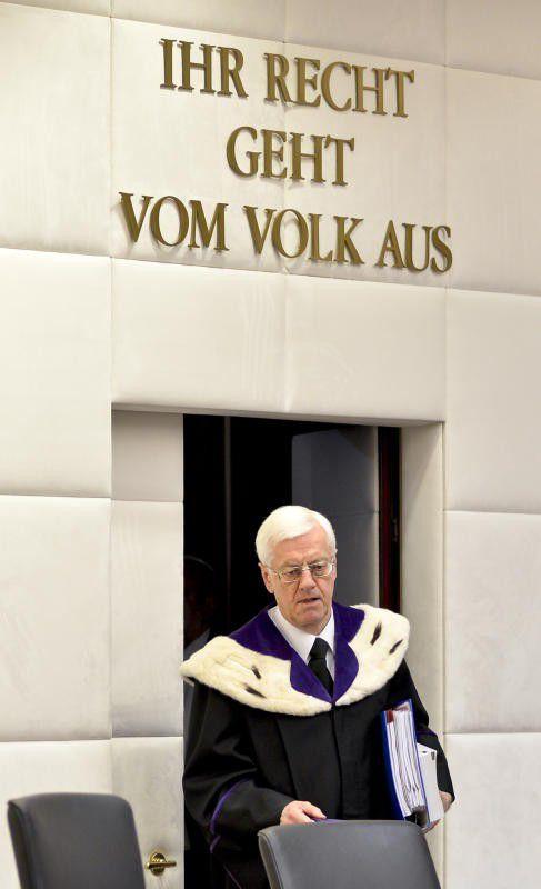 Holzinger: Ein weiterer Verhandlungstag ist angesetzt.