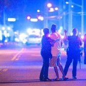 Attentat in Nachtclub schockiert USA