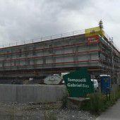 Vogewosi-Bau in Thüringen voll im Zeitplan