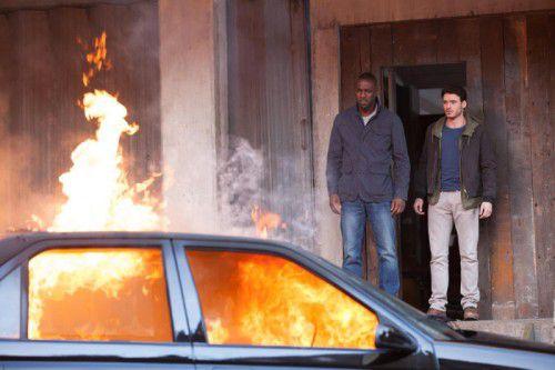 """In dem actiongeladenen Film """"Bastille Day"""" geht eine Bombe im Herzen von Paris hoch."""