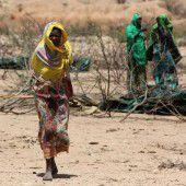 Der Hunger kehrt wieder nach Äthiopien zurück
