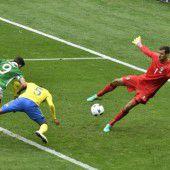 Ibrahimovic richtet es für die Schweden – wer sonst?