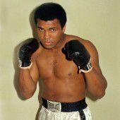 Der Mythos Ali bleibt für immer