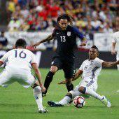 Herzog-Team beendet die Copa America auf Platz vier