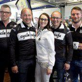 Haus der Begegnung für alle Radsportfans