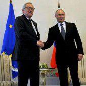 Die EU und Russland nähern sich wieder an
