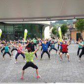 In Feldkirch sportlich in den Tag starten