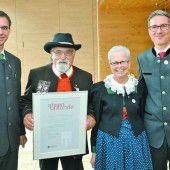 Südtiroler feiern einen runden Geburtstag