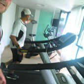 Fitness ist in diesen Tagen sehr wichtig