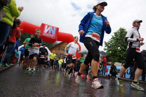 Laufen und Feiern ist das Motto des 6. Sparkasse Wälderlaufs am Samstag.