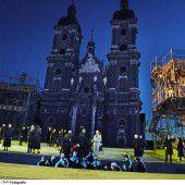 Die Kathedrale als Mitspieler