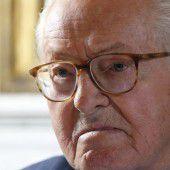 Jean-Marie Le Pen soll 320.000 Euro zahlen