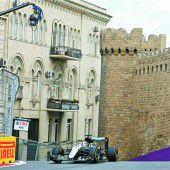 Den Mutigen gehört in Baku die Welt