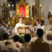 Festtag für neuen Priester in Thüringen