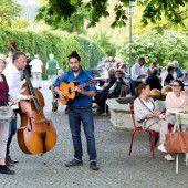 Das Querbeet-Festival feiert seinen Abschluss