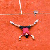 Djokovic auf dem Tennis-Gipfel
