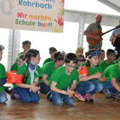 Volksschule Rohrbach feierte 50. Geburtstag