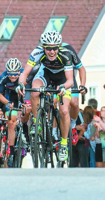 Patrick Schelling vom Team Vorarlberg ist gut in Form.