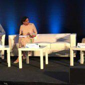 ORF-Newsroompläne auf Medien-Tagung präsentiert