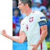 Lewandowski: So droht das Aus gegen Portugal