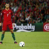 Wieder kein Sieg zum Auftakt für Portugal
