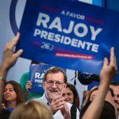 Wahlkrimi in Spanien setzt sich am Sonntag fort