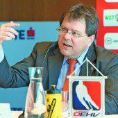 Mittendorfer übernimmt beim Eishockeyverband