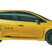 Ein Renault Clio mit mächtigen 273 PS Leistung