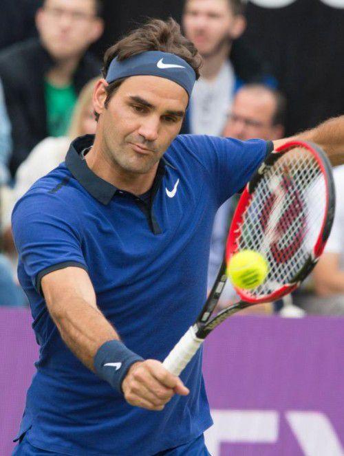 Roger Federer wird trotz Zika bei Olympia in Rio spielen.