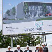 Startschuss für neue Sonderhoff-Zentrale