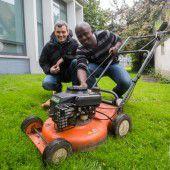 Asylwerber gründet Firma mit Hilfe von Unternehmer