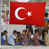 Dutzenden Syrern die Ausreise verweigert