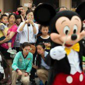 Disney eröffnet ersten Freizeitpark in China