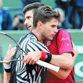 Djokovic stoppte Thiems Lauf