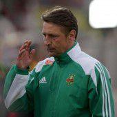 Rapid trennt sich von Trainer Barisic