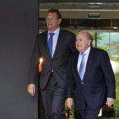 Fifa-Spitze um Blatter soll 79 Mill. Franken kassiert haben