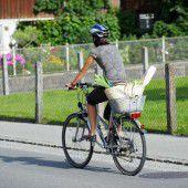 Transport mit Fahrrad birgt Sicherheitsrisiken